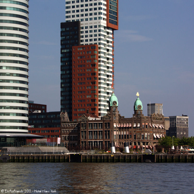 hotel new york rotterdam holland amerikalijn gebouw. Black Bedroom Furniture Sets. Home Design Ideas